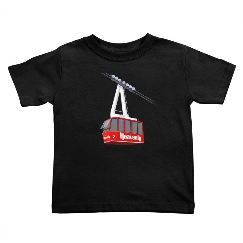 Heavenly Kids Toddler T-Shirt by steveash's Artist Shop