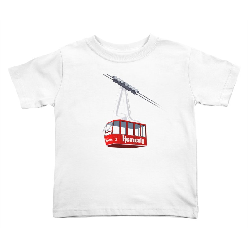 Heavenly Kids Toddler T-Shirt by steveash's Artist Shop