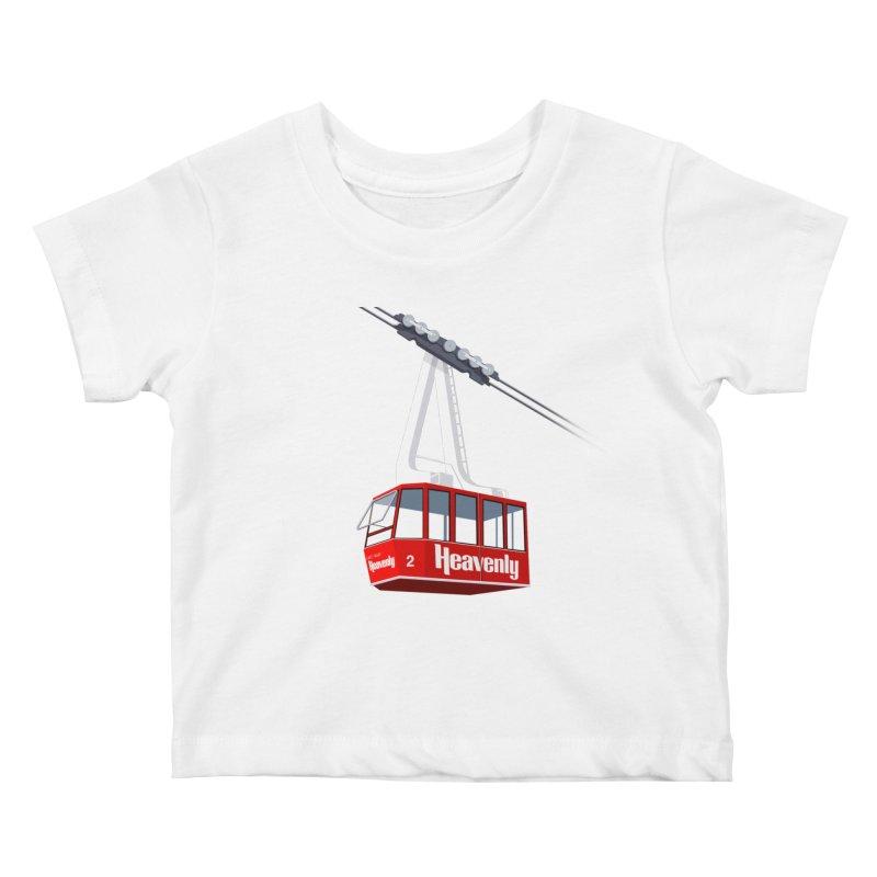 Heavenly Kids Baby T-Shirt by steveash's Artist Shop