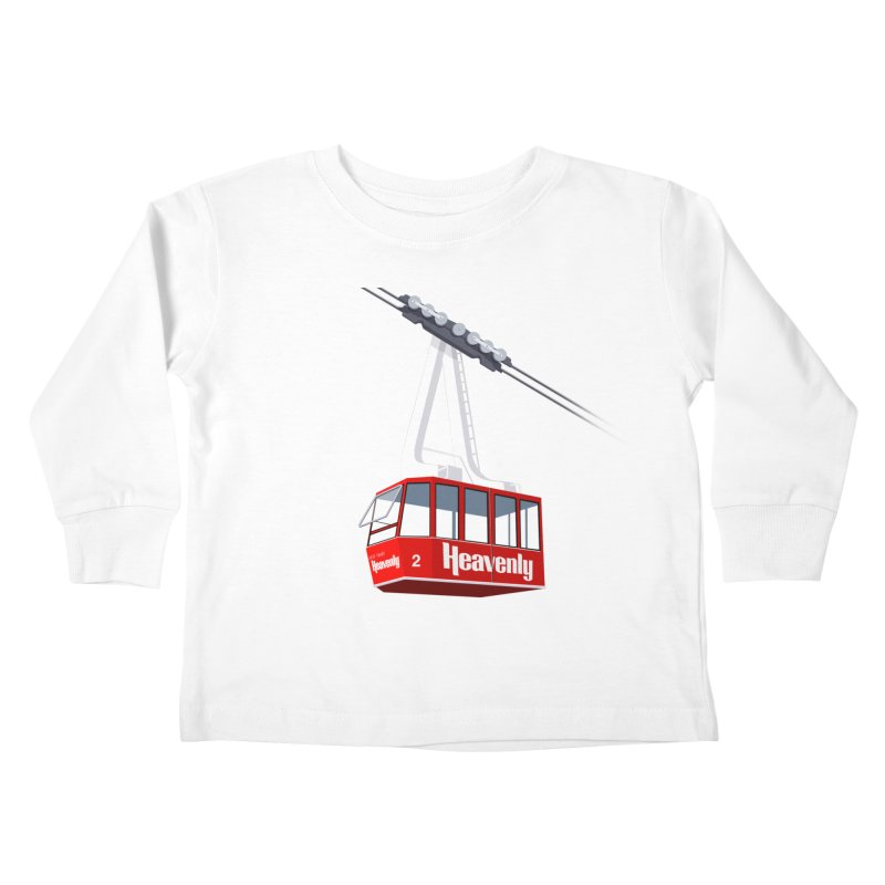 Heavenly Kids Toddler Longsleeve T-Shirt by steveash's Artist Shop