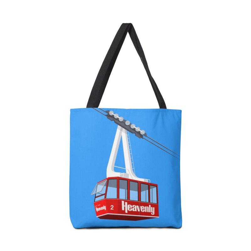 Heavenly Accessories Tote Bag Bag by steveash's Artist Shop