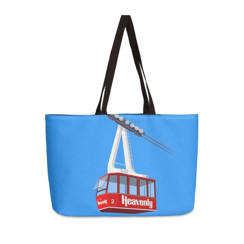 Heavenly Accessories Weekender Bag Bag by steveash's Artist Shop