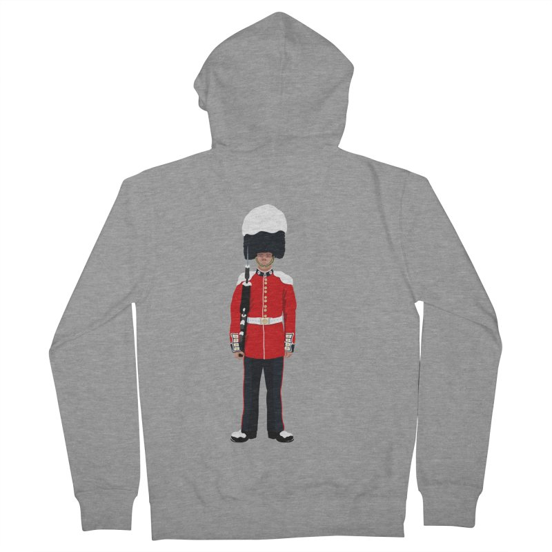 Changing of the Seasons Women's French Terry Zip-Up Hoody by steveash's Artist Shop