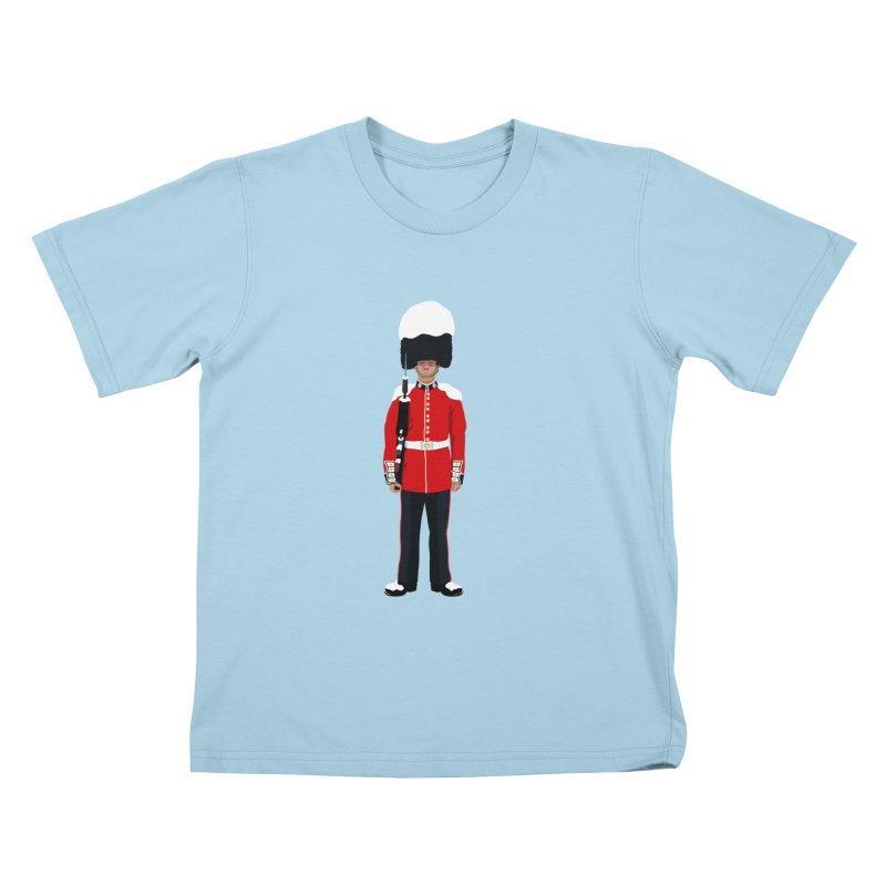 Changing of the Seasons Kids T-Shirt by steveash's Artist Shop