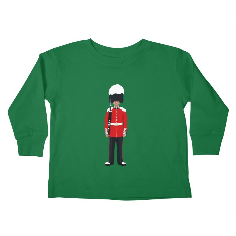 Changing of the Seasons Kids Toddler Longsleeve T-Shirt by steveash's Artist Shop