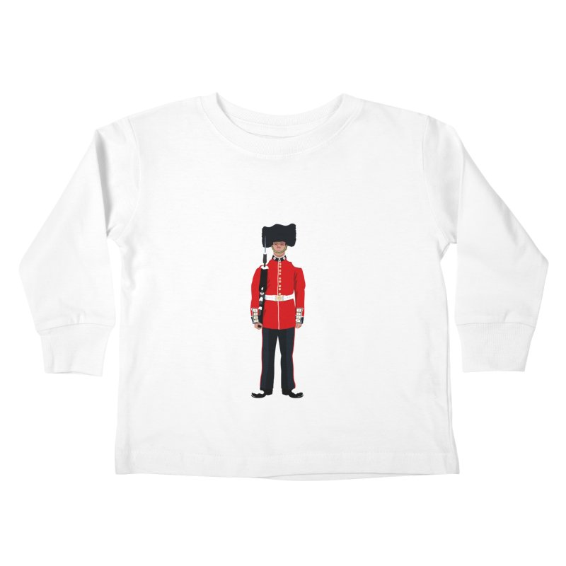 Changing of the Seasons Kids Toddler Longsleeve T-Shirt by steveash's Artist Shop