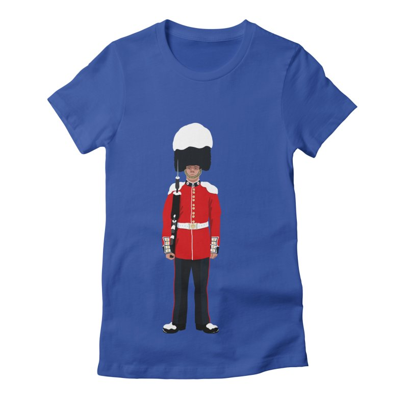 Changing of the Seasons Women's Fitted T-Shirt by steveash's Artist Shop