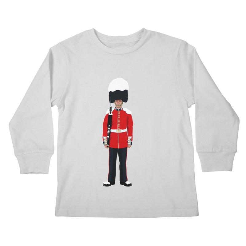Changing of the Seasons Kids Longsleeve T-Shirt by steveash's Artist Shop