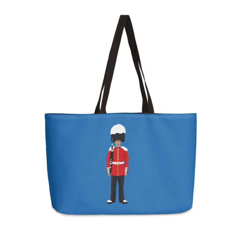 Changing of the Seasons Accessories Weekender Bag Bag by steveash's Artist Shop