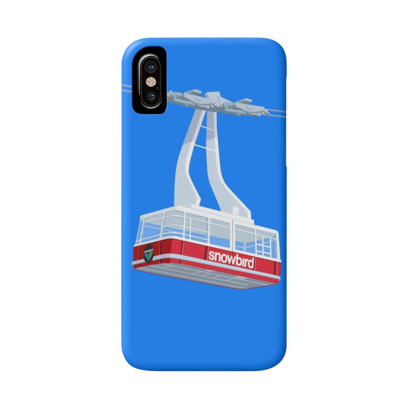 Snowbird Accessories Phone Case by steveash's Artist Shop