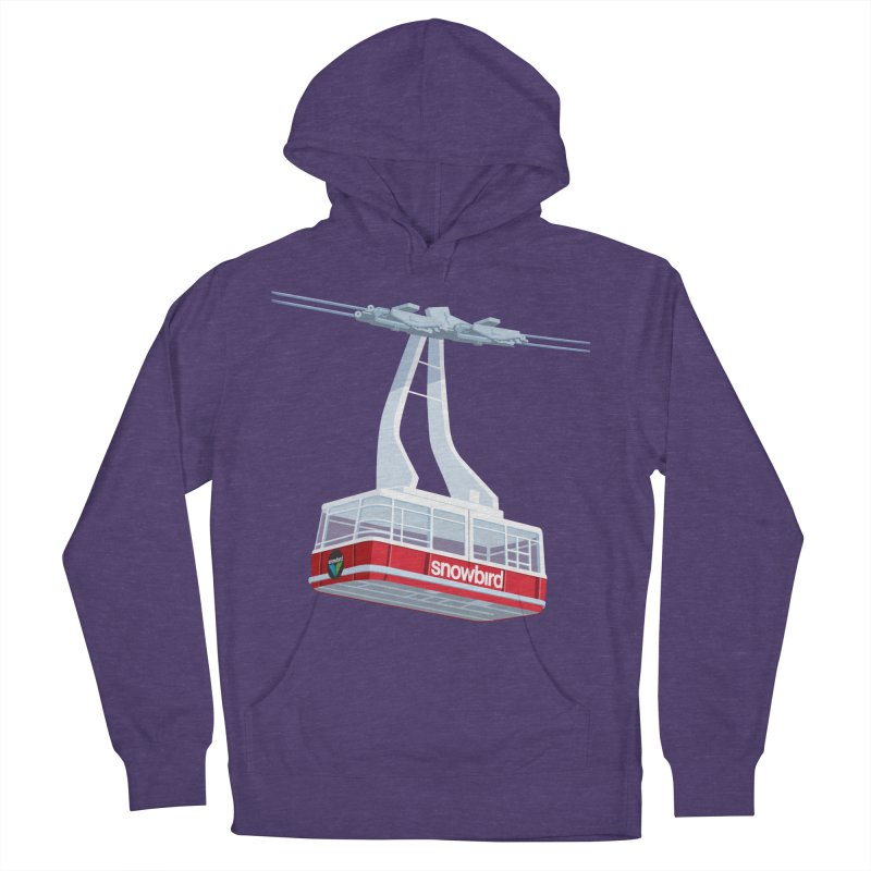 Snowbird Men's Pullover Hoody by steveash's Artist Shop