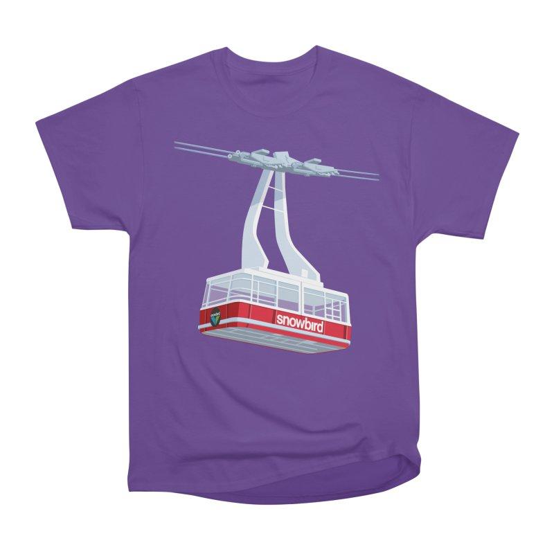 Snowbird Women's Classic Unisex T-Shirt by steveash's Artist Shop