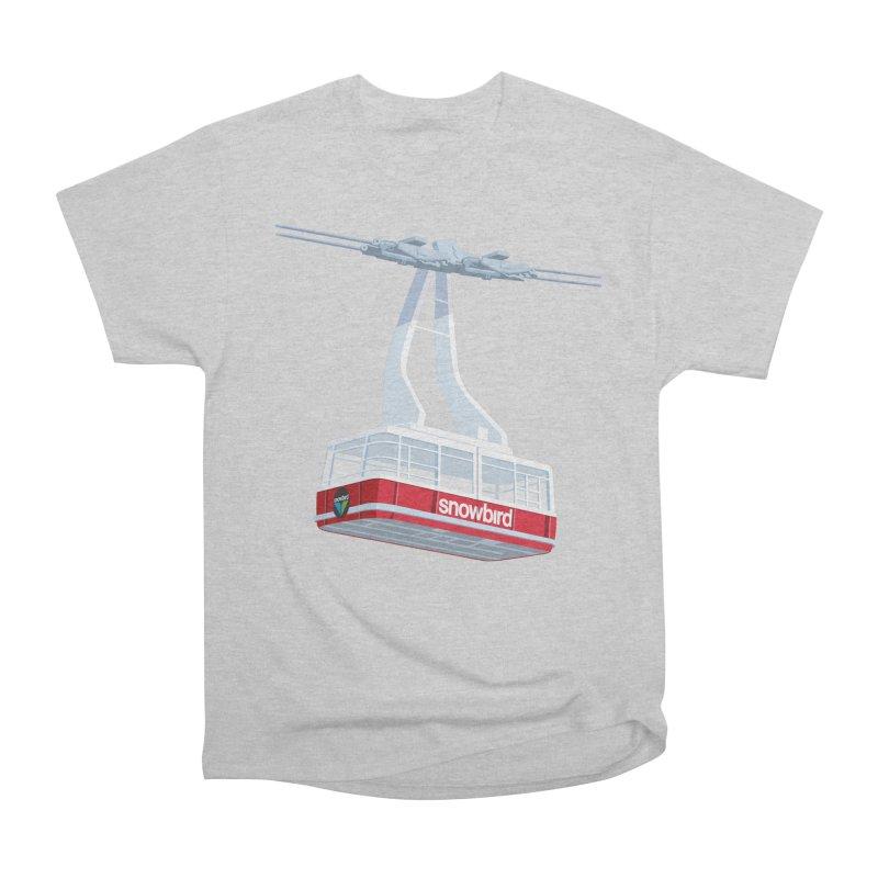 Snowbird Men's Classic T-Shirt by steveash's Artist Shop