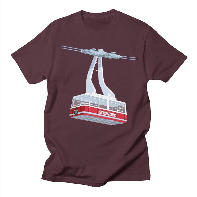 Snowbird Women's Regular Unisex T-Shirt by steveash's Artist Shop