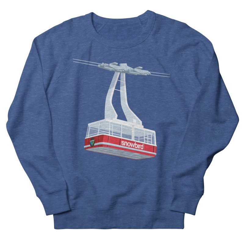 Snowbird Women's Sweatshirt by steveash's Artist Shop