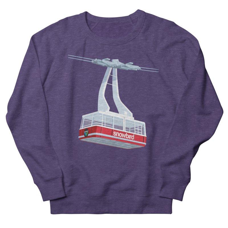 Snowbird Men's Sweatshirt by steveash's Artist Shop