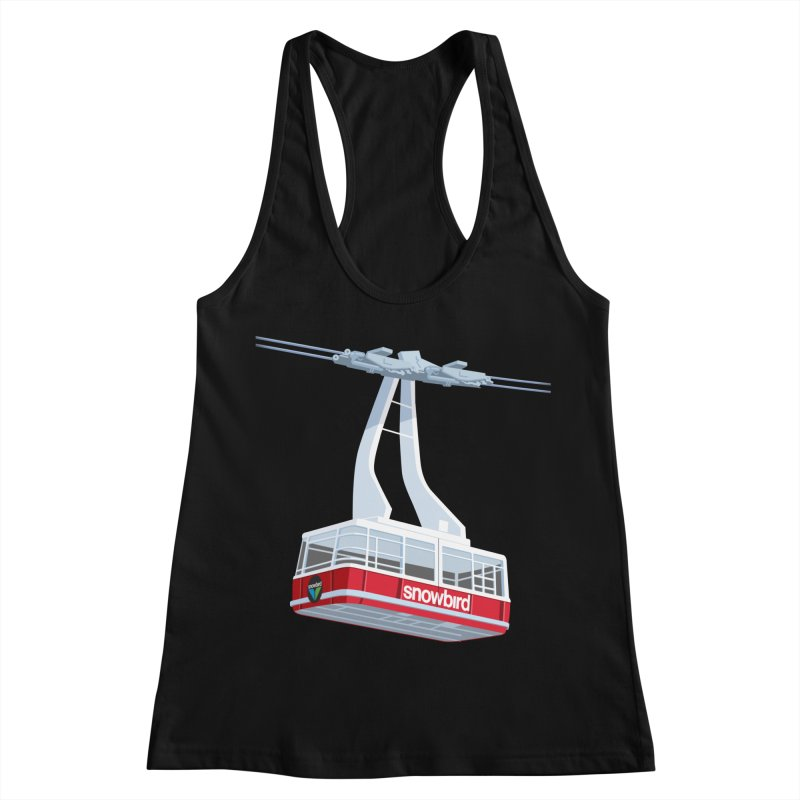Snowbird Women's Tank by steveash's Artist Shop
