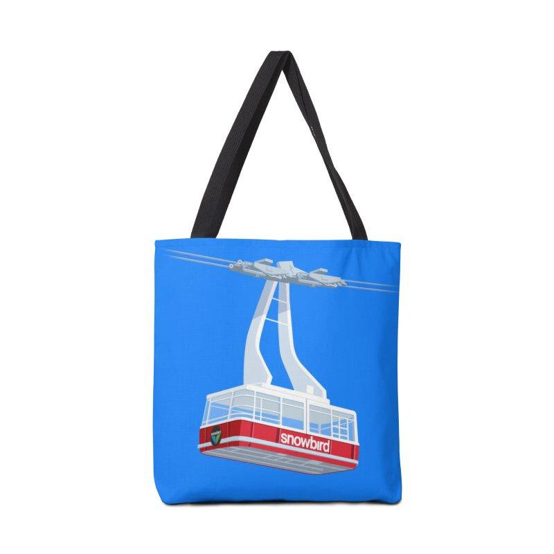 Snowbird Accessories Tote Bag Bag by steveash's Artist Shop