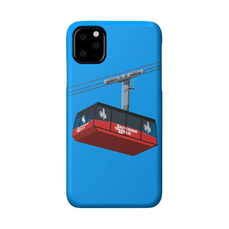 Jackson Hole Ski Resort Accessories Phone Case by steveash's Artist Shop