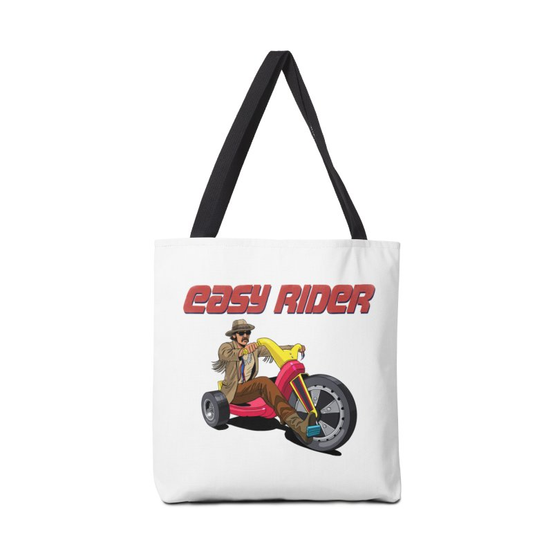 Easy Rider Accessories Tote Bag Bag by steveash's Artist Shop