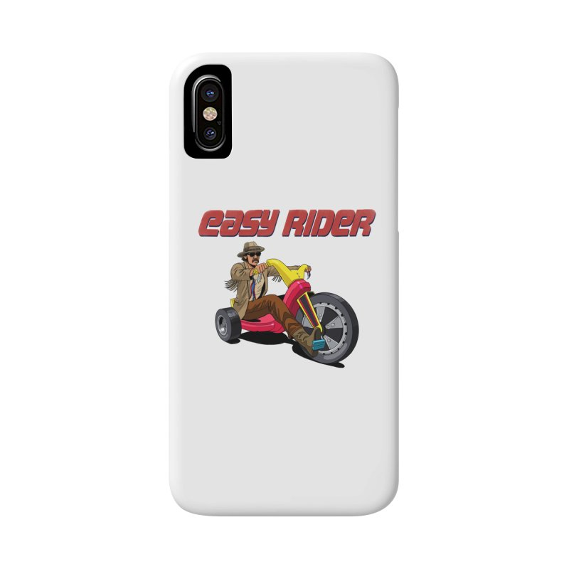 Easy Rider Accessories Phone Case by steveash's Artist Shop