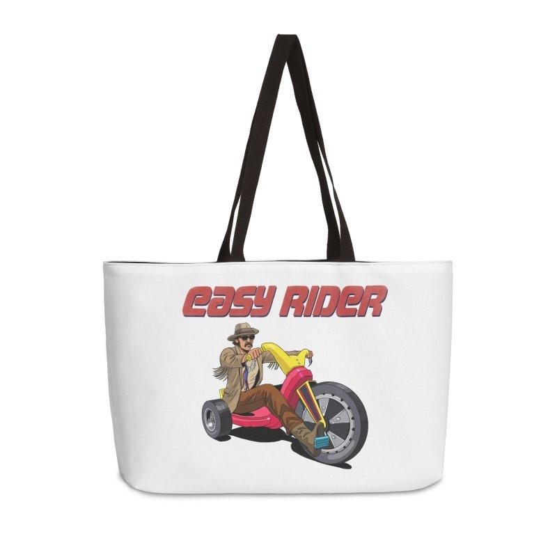Easy Rider Accessories Weekender Bag Bag by steveash's Artist Shop