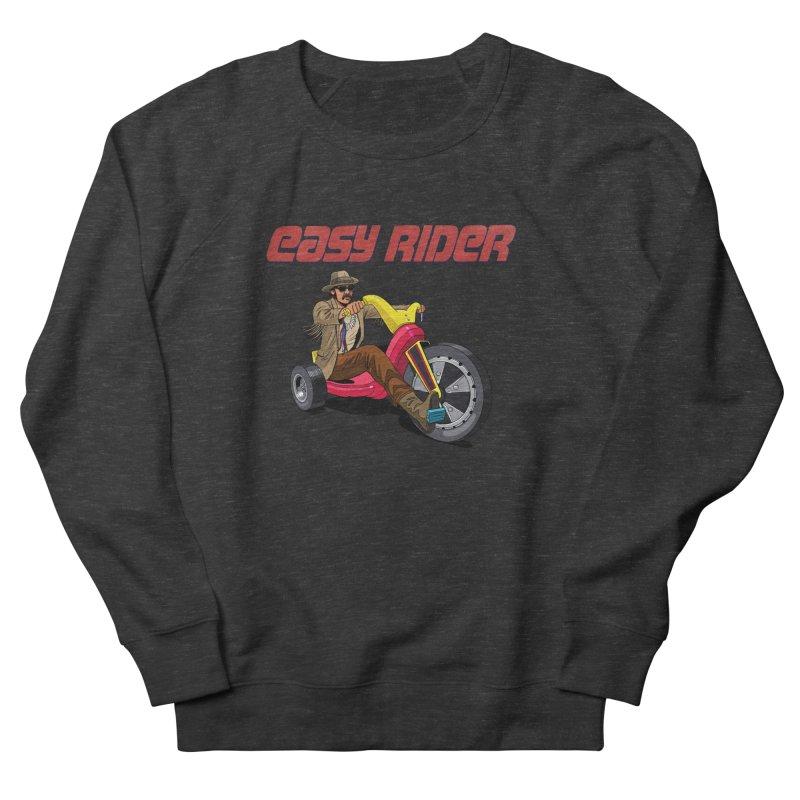 Easy Rider Men's Sweatshirt by steveash's Artist Shop