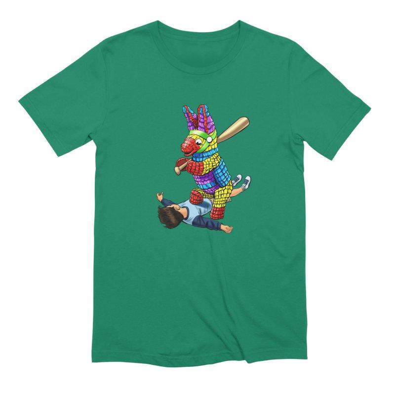 Revenge is Sweet Men's Extra Soft T-Shirt by steveash's Artist Shop