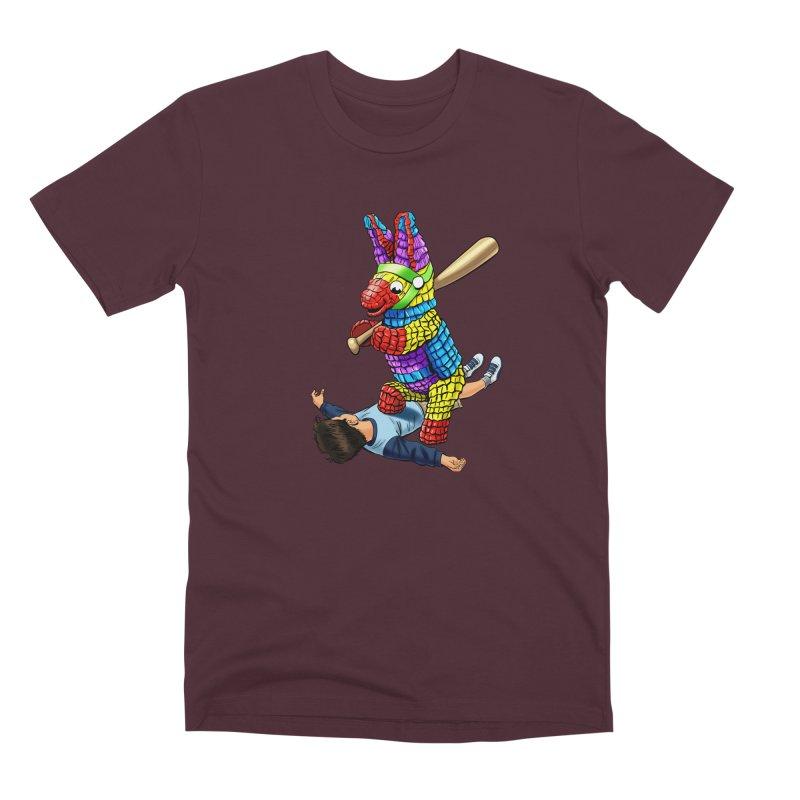 Revenge is Sweet Men's Premium T-Shirt by steveash's Artist Shop