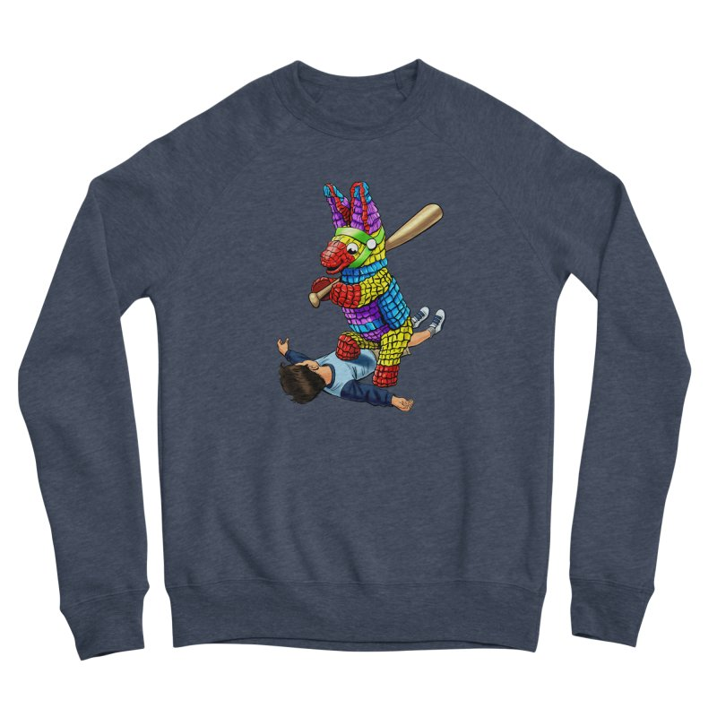 Revenge is Sweet Men's Sponge Fleece Sweatshirt by steveash's Artist Shop