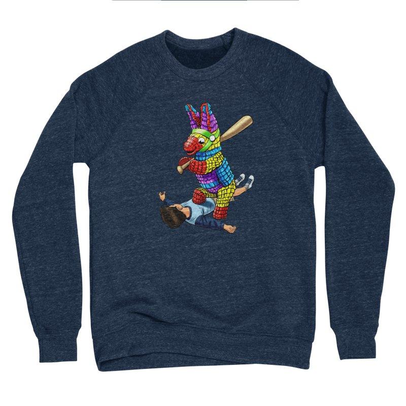 Revenge is Sweet Men's Sponge Fleece Sweatshirt by steveash's Artist Shop