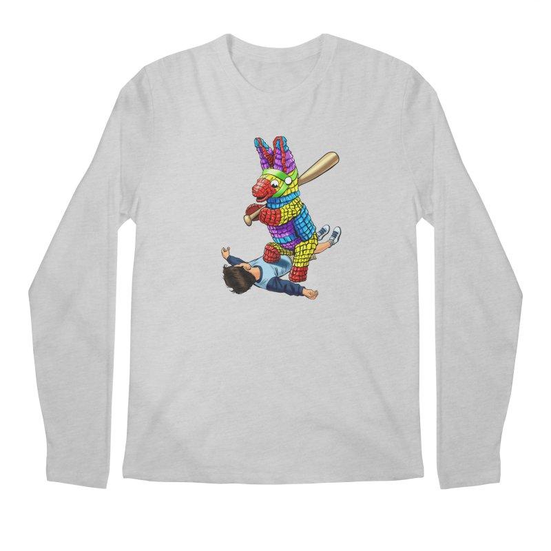 Revenge is Sweet Men's Regular Longsleeve T-Shirt by steveash's Artist Shop