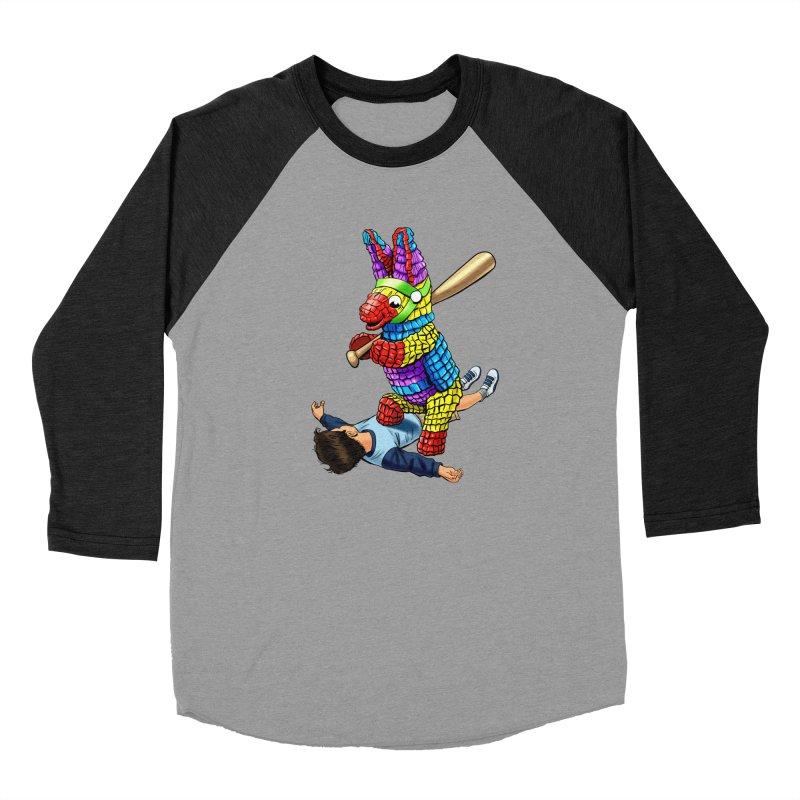 Revenge is Sweet Men's Baseball Triblend Longsleeve T-Shirt by steveash's Artist Shop