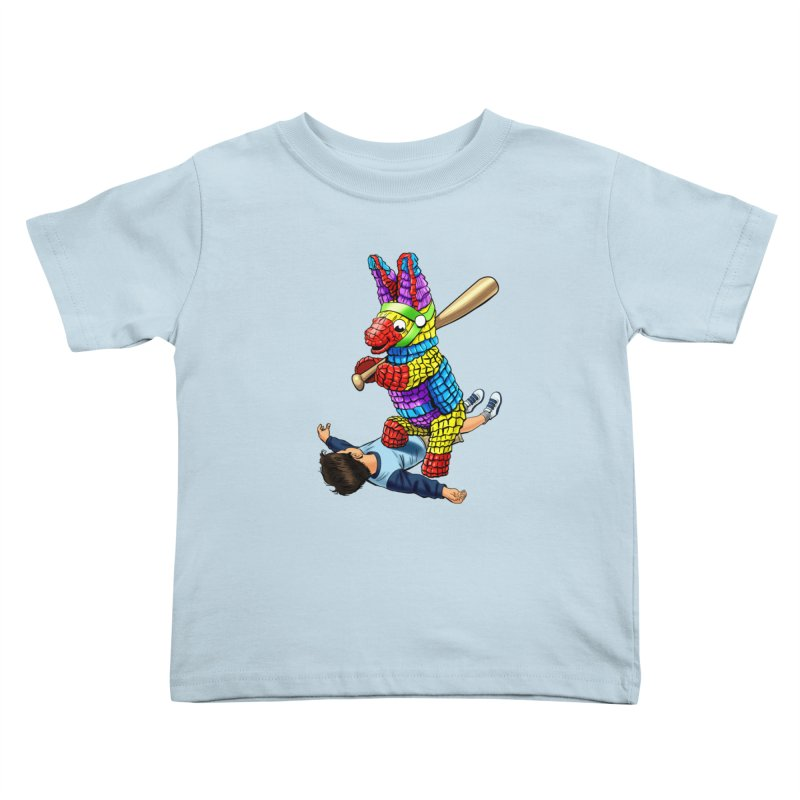 Revenge is Sweet Kids Toddler T-Shirt by steveash's Artist Shop
