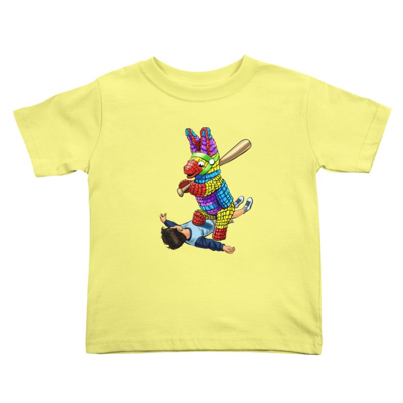 Revenge is Sweet Kids Toddler T-Shirt by steveash's Artist Shop
