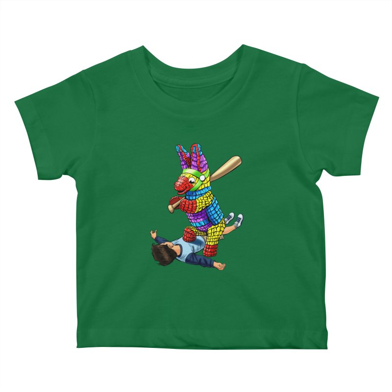 Revenge is Sweet Kids Baby T-Shirt by steveash's Artist Shop