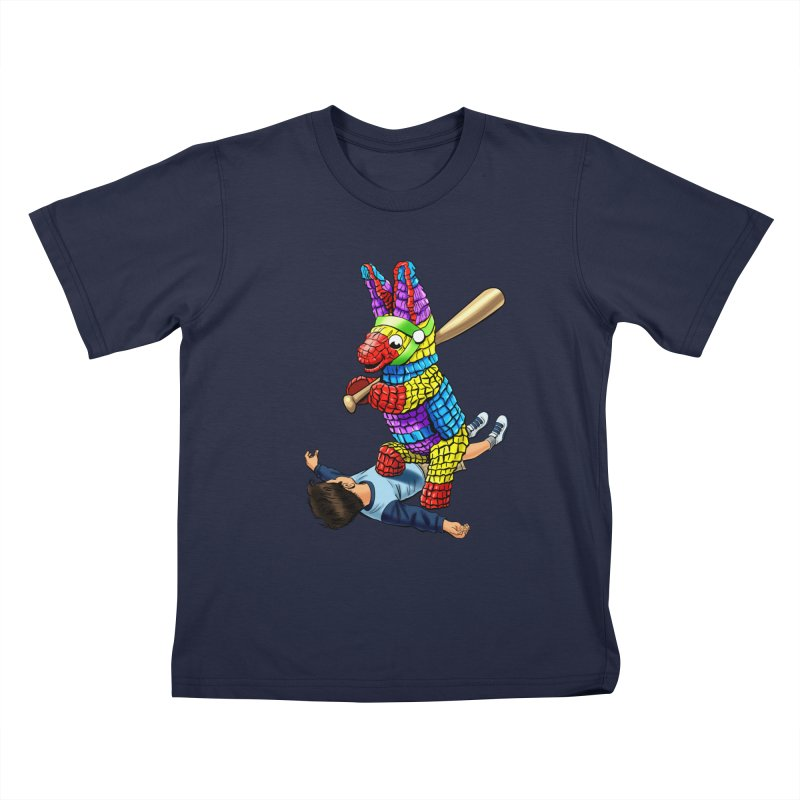 Revenge is Sweet Kids T-Shirt by steveash's Artist Shop