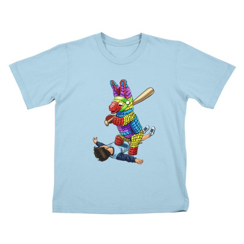 Revenge is Sweet Kids T-Shirt by steveash's Artist Shop