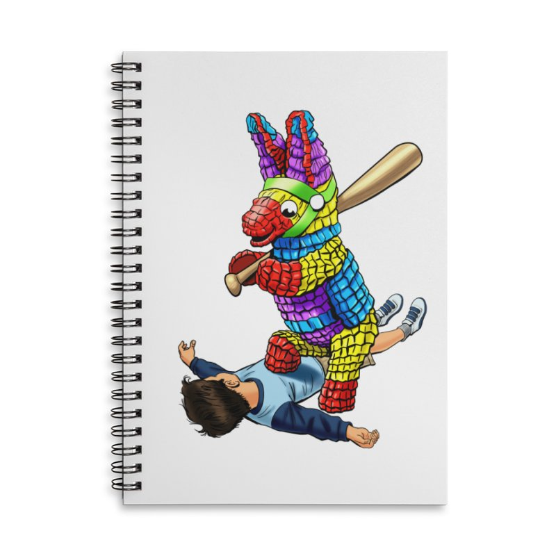 Revenge is Sweet Accessories Notebook by steveash's Artist Shop