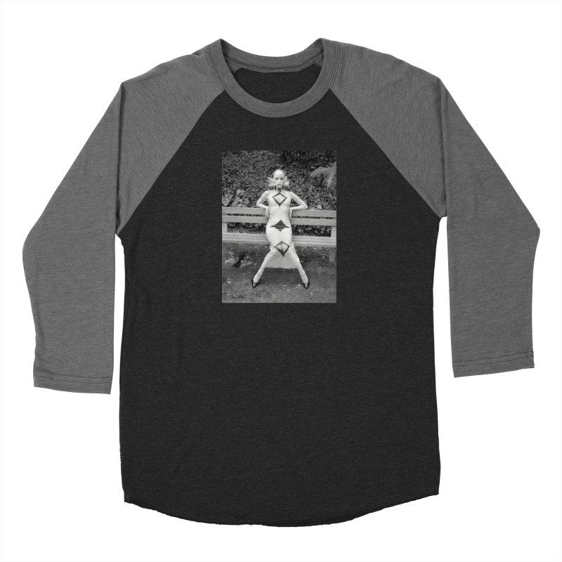 EXTEMPORE Kumi T-Shirt 02 Men's Baseball Triblend Longsleeve T-Shirt by Steve Diet Goedde's Artist Shop