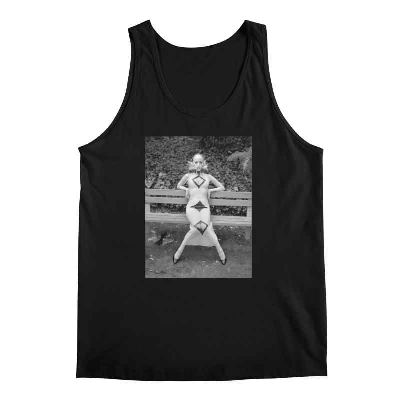 EXTEMPORE Kumi T-Shirt 02 Men's Regular Tank by Steve Diet Goedde's Artist Shop