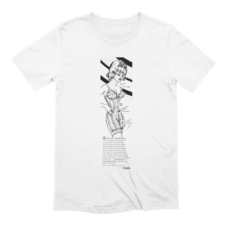 Figure Full Men's Extra Soft T-Shirt by Steve Diet Goedde's Artist Shop