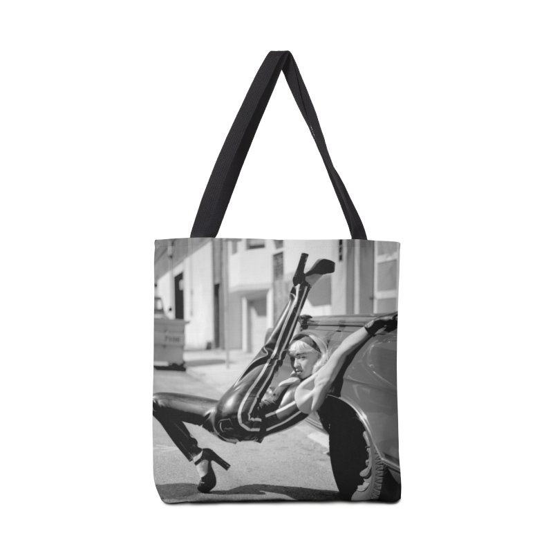 Kumi Kicks Tote Bag Accessories Bag by Steve Diet Goedde's Artist Shop