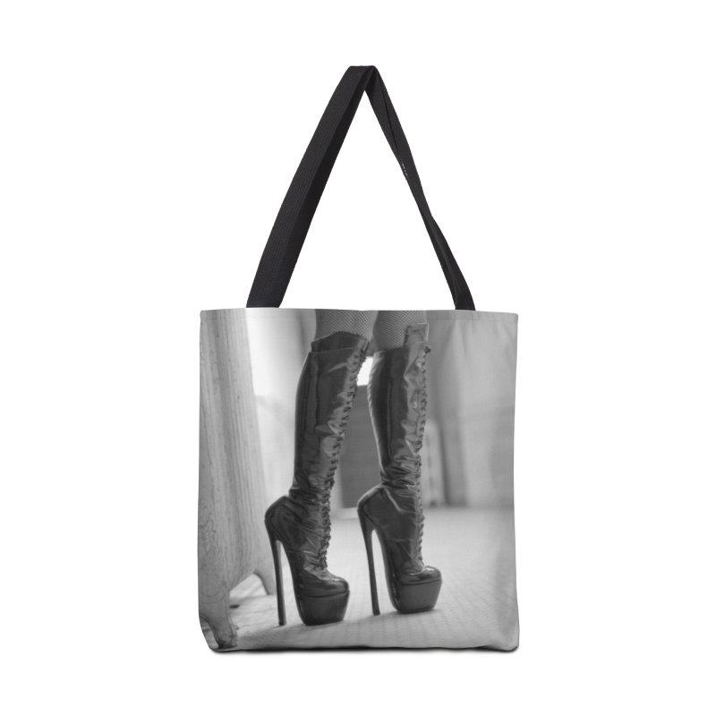 Midori Boots Accessories Bag by Steve Diet Goedde's Artist Shop