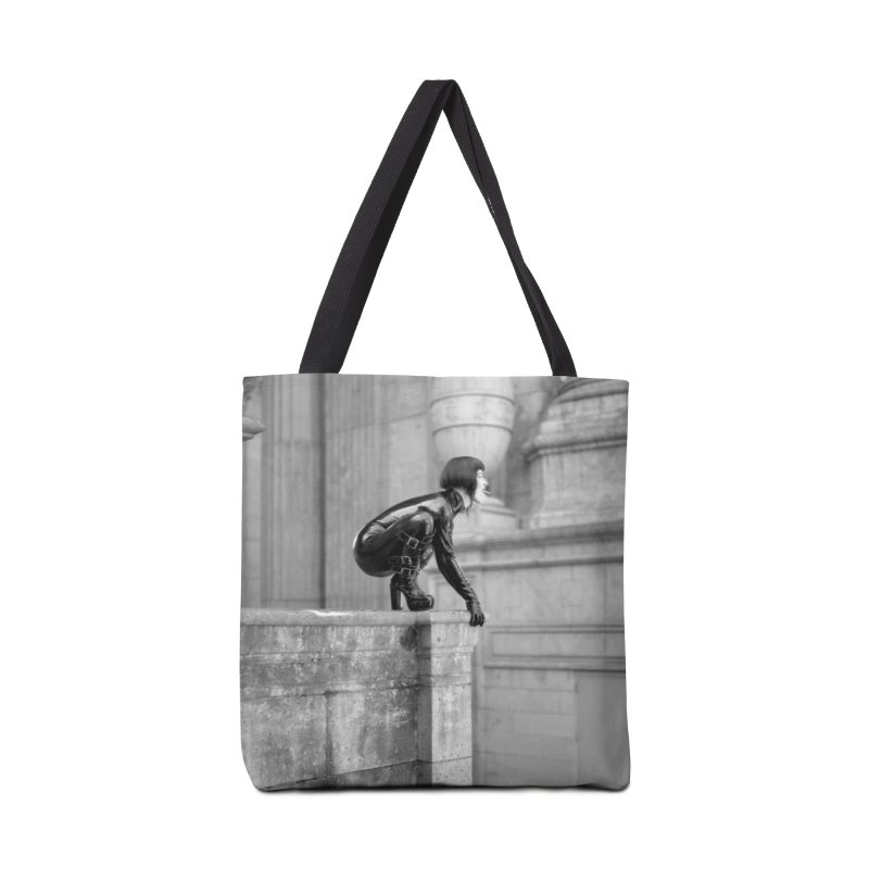 Midori Gargoyle Accessories Bag by Steve Diet Goedde's Artist Shop