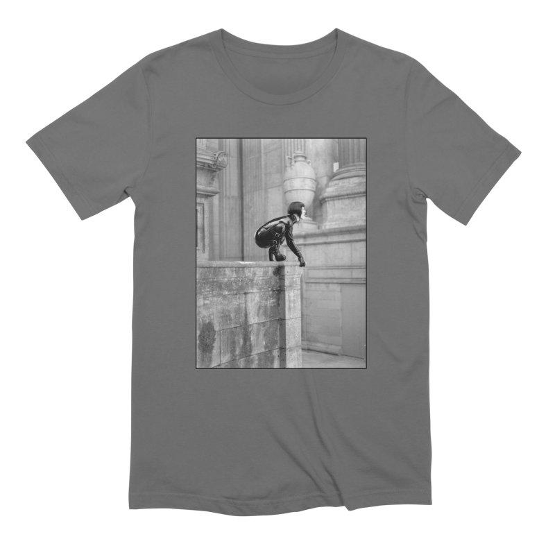 Goedde Midori Gargoyle Men's T-Shirt by Steve Diet Goedde's Artist Shop