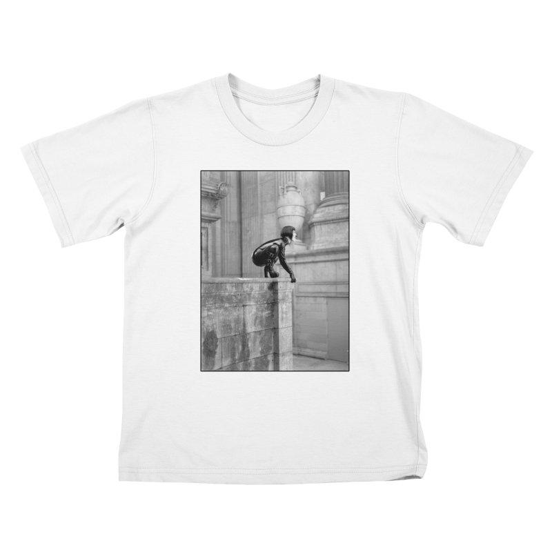Goedde Midori Gargoyle Kids T-Shirt by Steve Diet Goedde's Artist Shop
