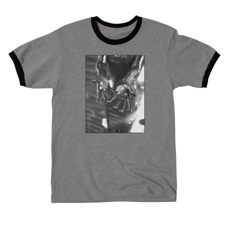 Goedde Latex Hands Men's T-Shirt by Steve Diet Goedde's Artist Shop