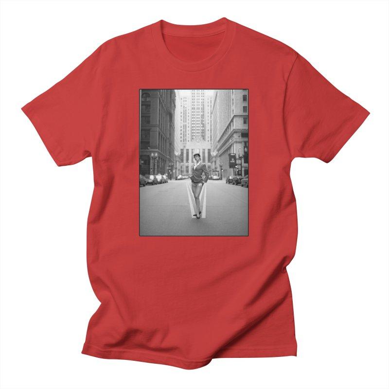 Goedde Marne Lucas Chicago Men's T-Shirt by Steve Diet Goedde's Artist Shop