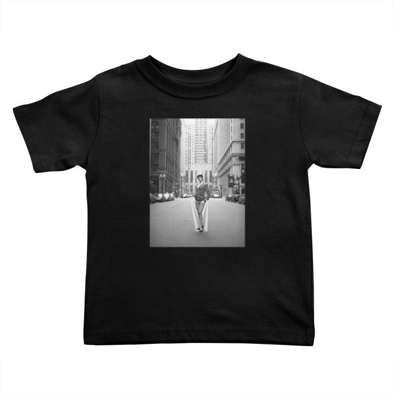 Goedde Marne Lucas Chicago Kids Toddler T-Shirt by Steve Diet Goedde's Artist Shop